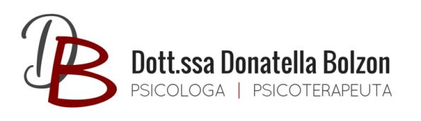 Psicologo Psicoterapeuta Padova | Dott.ssa Donatella Bolzon Logo